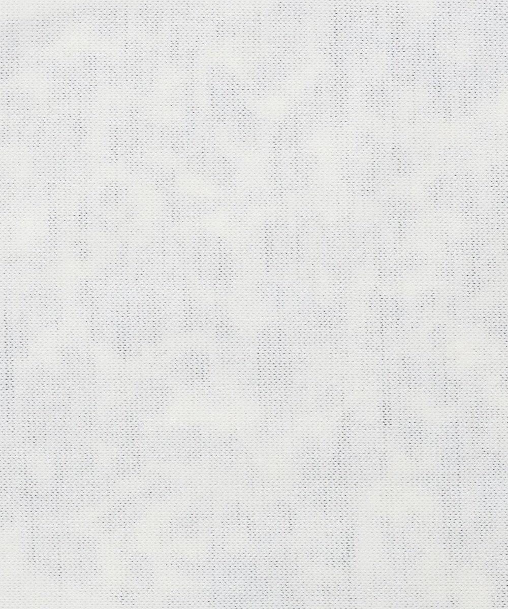 J.PRESS LADIES 【接触冷感 / 洗える】小顔見えLIBERTYプリント マスク&ポーチセット ネイビー系5
