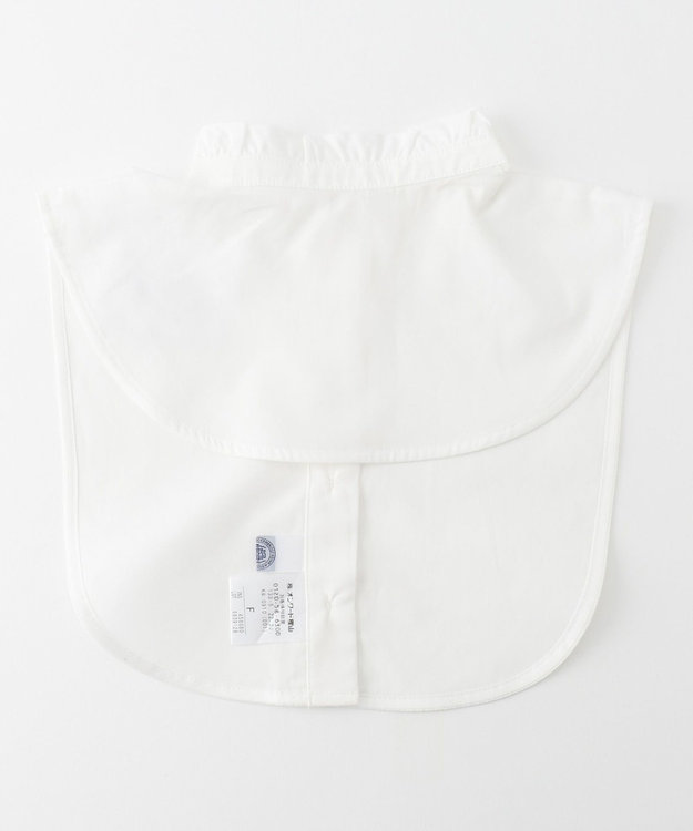 J.PRESS LADIES 【洗える】ハイネックフリルデコカラー 付け襟