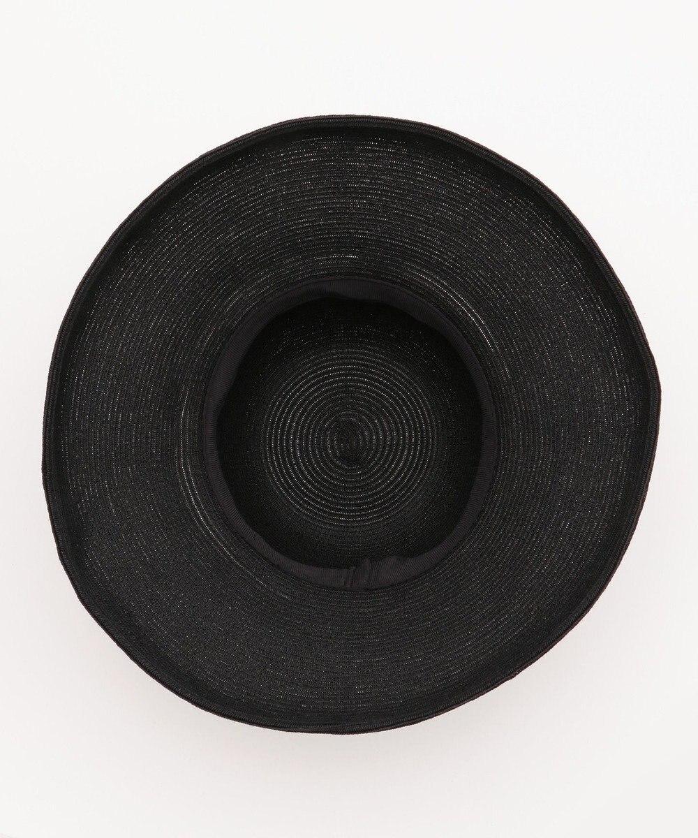 自由区 【マガジン掲載】ウォッシャブルハット(検索番号F58) ブラック系