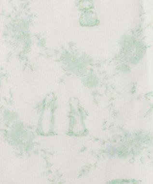 組曲 KIDS 【BABY雑貨】トワルドジュイラパンプリント エプロン グリーン系5