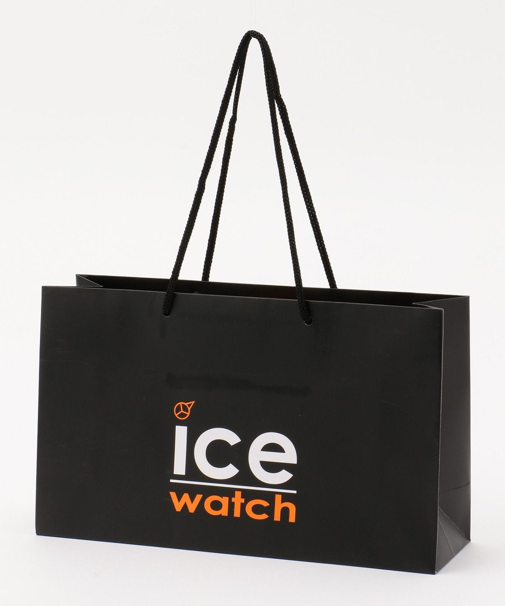 ICB 【Domani/Oggi/otona MUSE掲載】ICE WATCH×ICB コラボ 時計 ブラック系