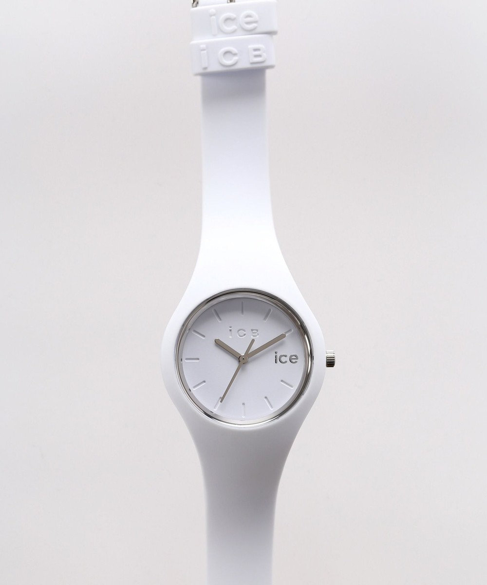 ICB 【Domani/Oggi/otona MUSE掲載】ICE WATCH×ICB コラボ 時計 ホワイト系
