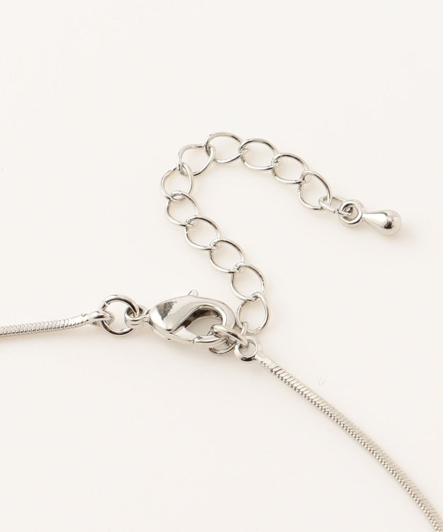 ICB 【Utilism】Simple Straight Chain ネックレス