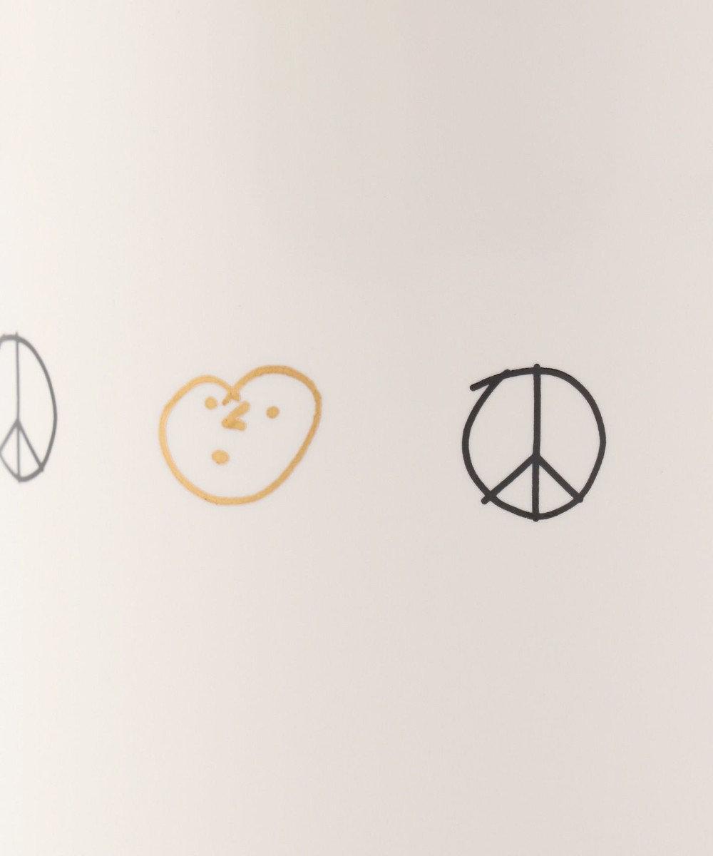 Paul Smith 【一部店舗限定!】MAKE LOVE NOT WAR マグカップ ホワイト系