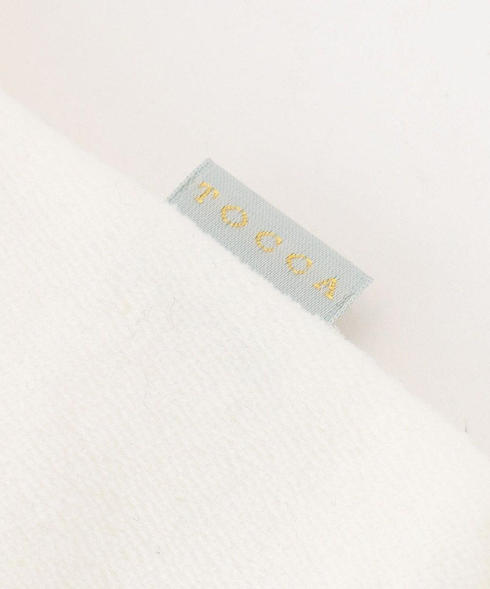TOCCA BAMBINI 【BABY雑貨】KEYFLOWER ドゥドゥ サックスブルー系5
