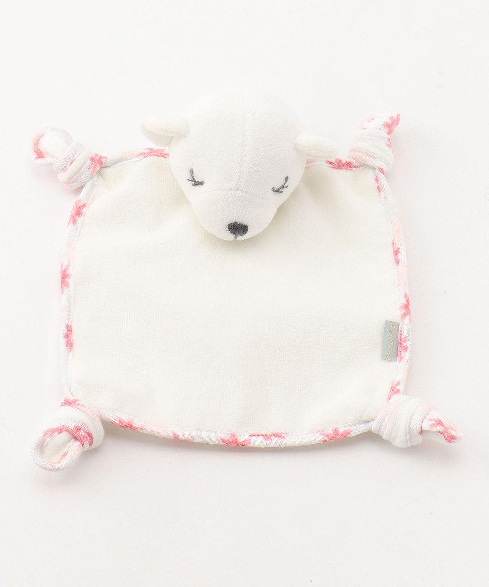 TOCCA BAMBINI 【BABY雑貨】KEY FLOWERドゥドゥ ピンク系5
