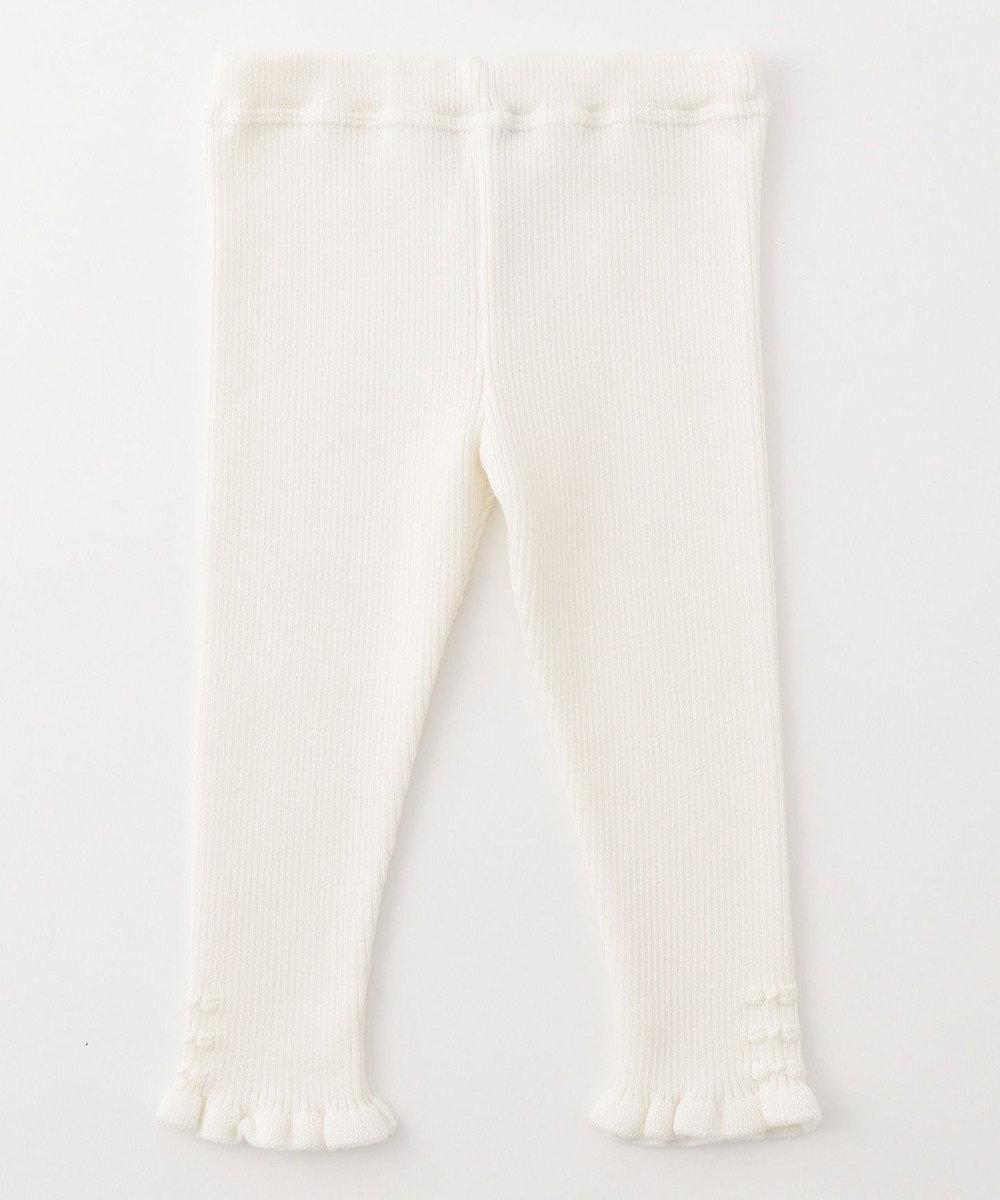 TOCCA BAMBINI 【BABY】リブニット レギンス ホワイト系