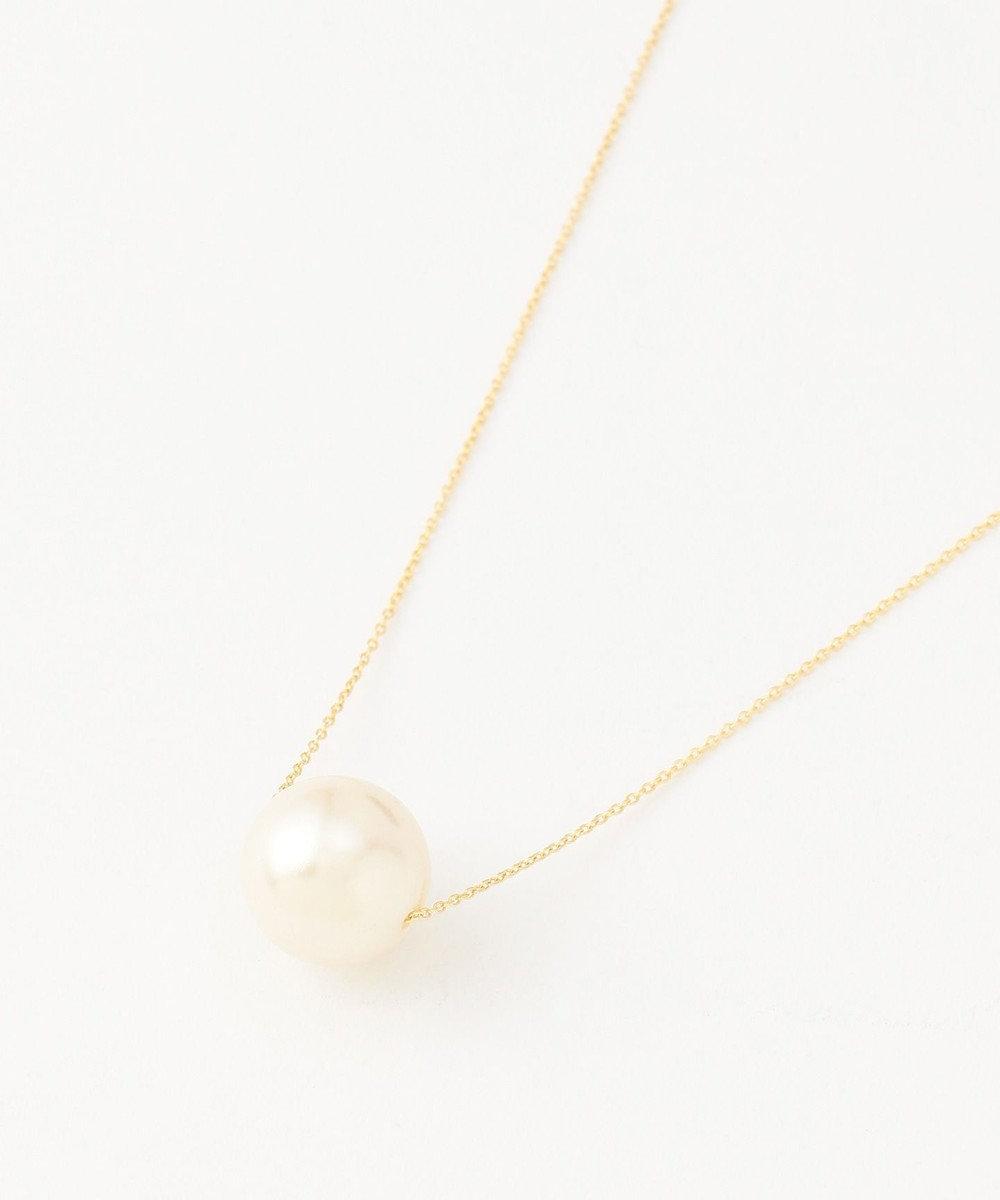 BEIGE, MENDE / ネックレス(ミドル) Pearl