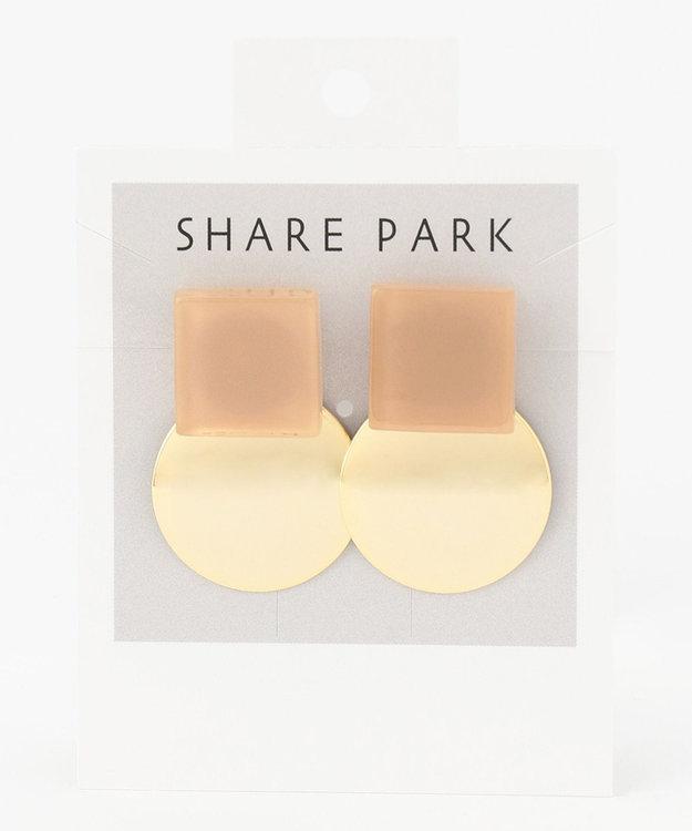 SHARE PARK LADIES ストラトゥムカラーピアス