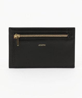 JOSEPH 【WEB限定カラーあり】SMALL LEATHER [CARD / COIN CASE] カードケース ブラック系7