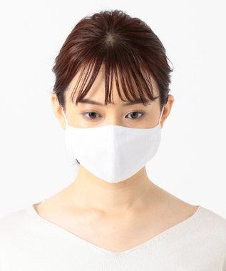 Production Labo 【抗菌/防臭/接触冷感】布製マスク11(メッシュ) 3枚セット ホワイト/小さめサイズ
