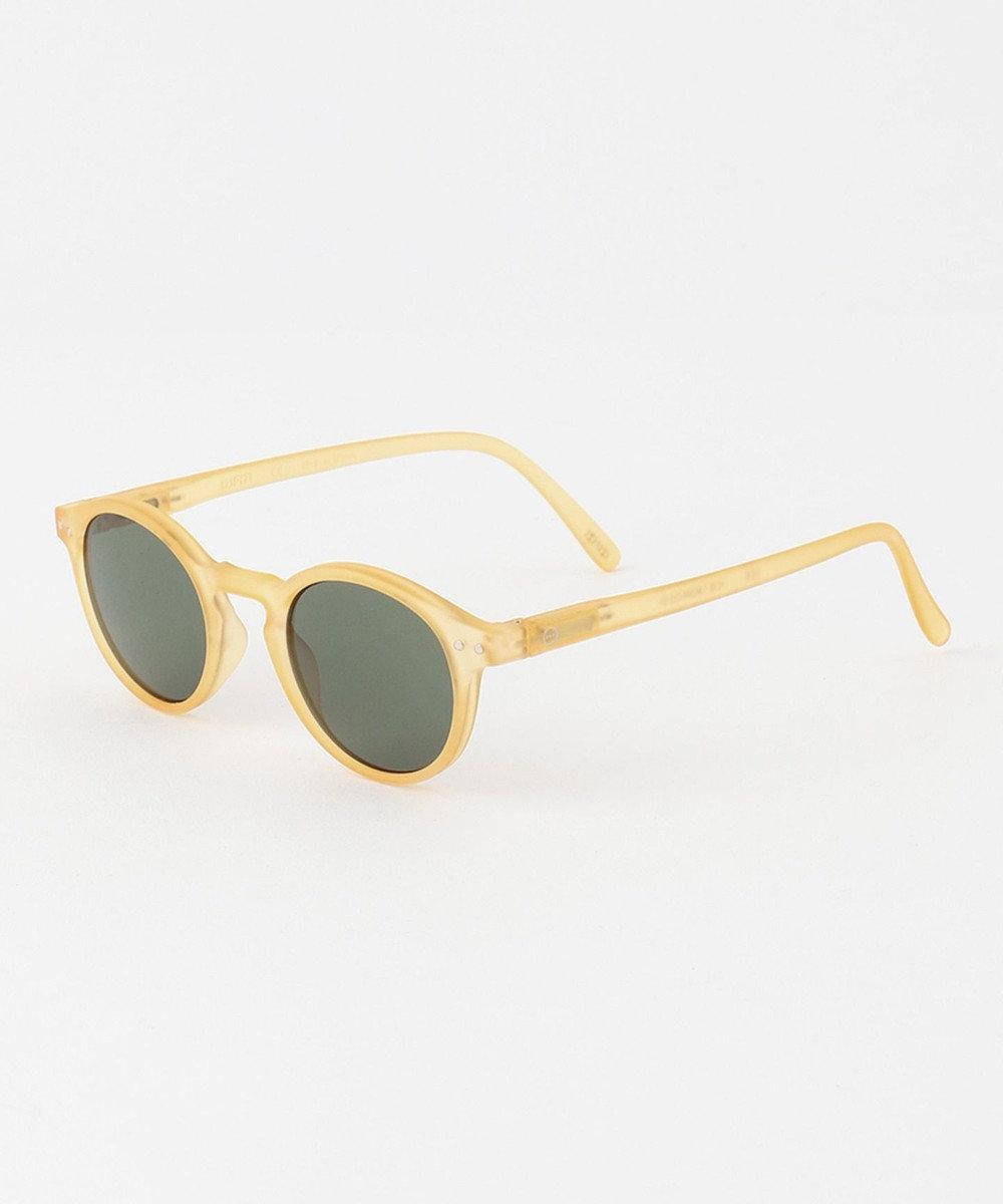 SHARE PARK MENS 〈IZIPIZI〉Round Sunglasses イエロー系