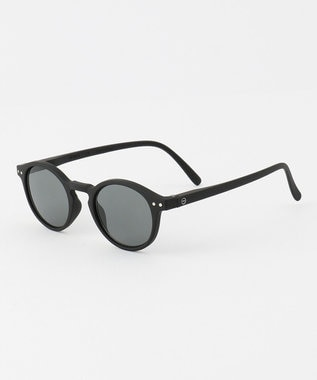 SHARE PARK MENS 〈IZIPIZI〉Round Sunglasses ブラック系