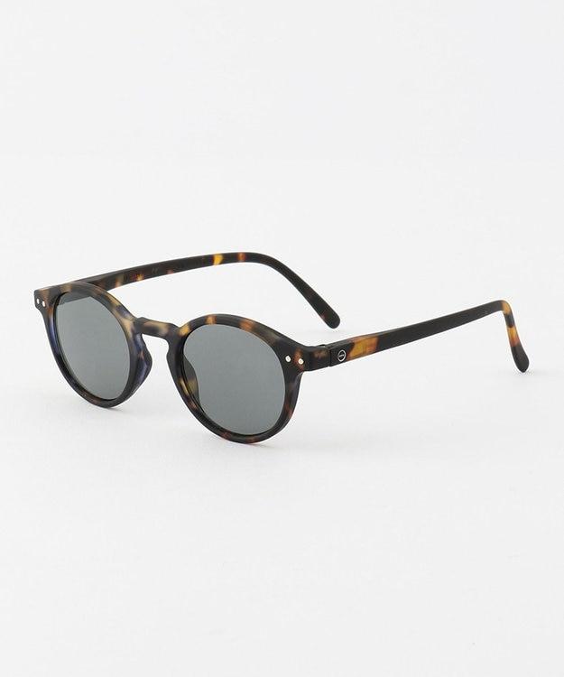 SHARE PARK MENS 〈IZIPIZI〉Round Sunglasses