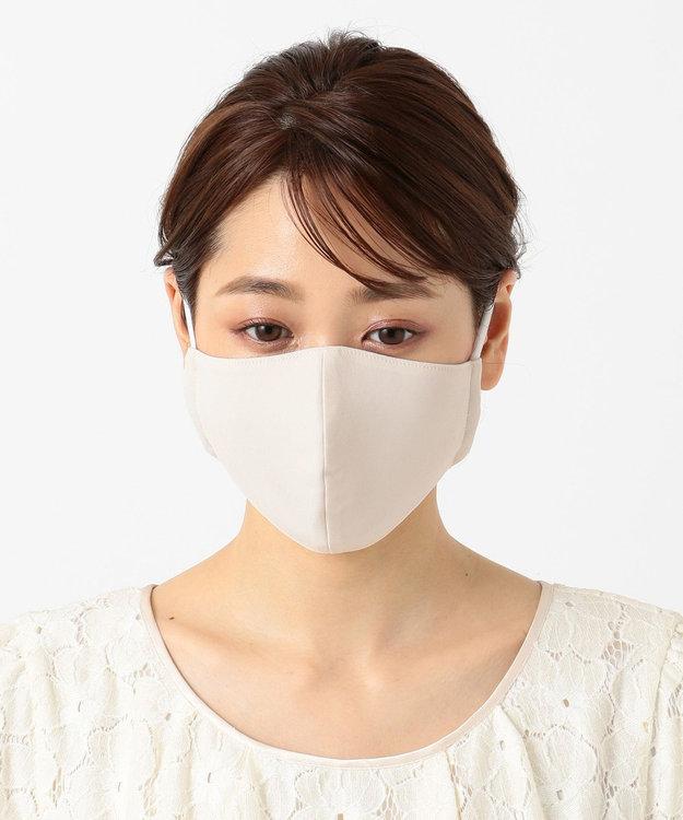 Feroux 【UVケア・接触冷感】花柄ケース付フェミニンCOOL マスク