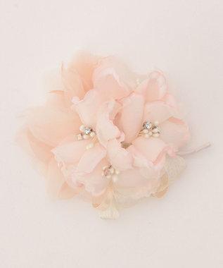 Feroux ブーケフラワーコサージュ ピンク系