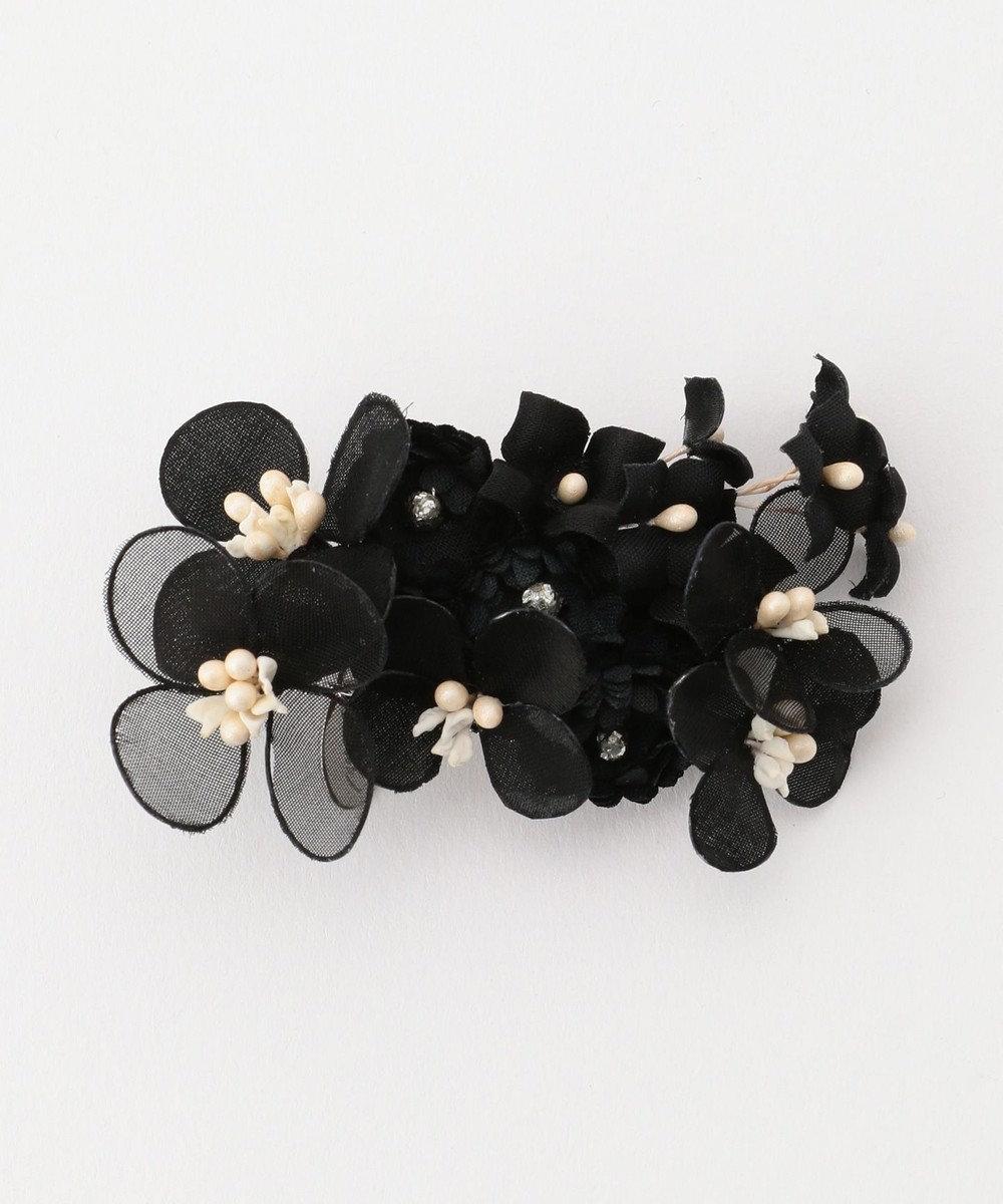 TOCCA ATELIERSENKA GARDEN ブローチ ブラック系