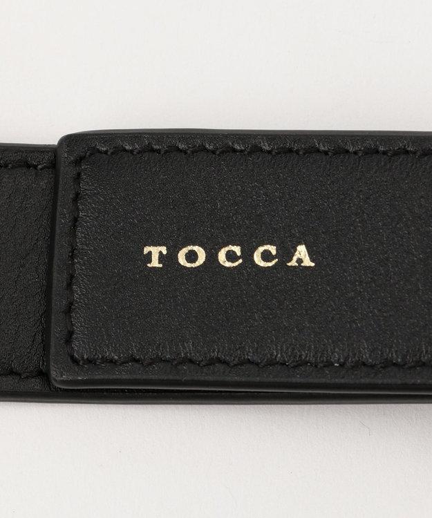 TOCCA 【BAG COLLECTION】FLOWER DROP SHOULDER STRAP ストラップ