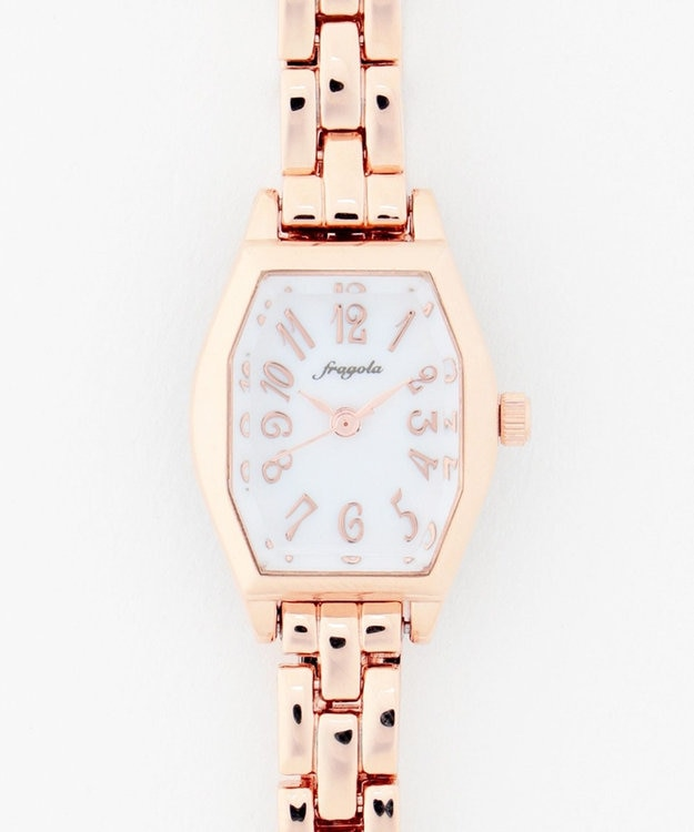any SiS メタルバンド ウォッチ(腕時計)