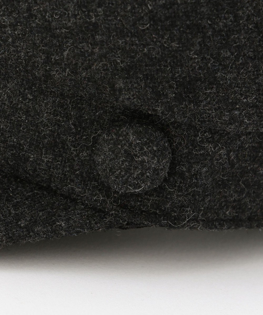 any SiS 【サイズ調整機能付き】ウィンターマリン キャスケット グレー系