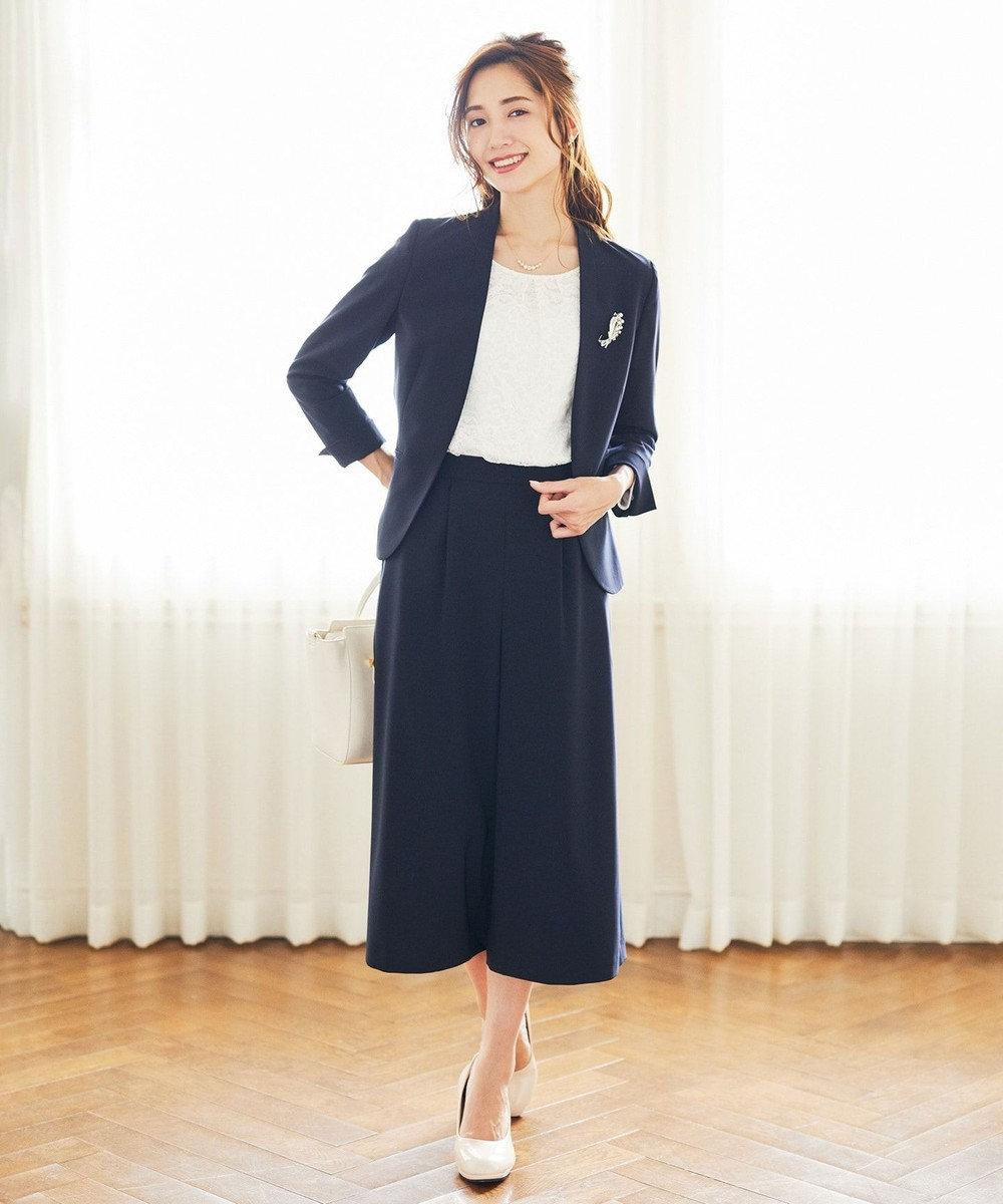 any SiS 【再入荷】フェイクパールブーケ ブローチ シルバー系