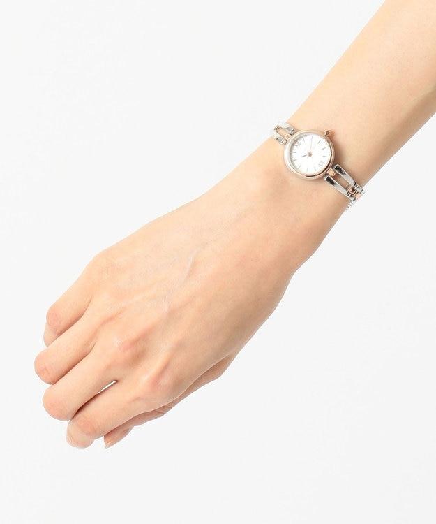 any SiS サークルフレーム ウォッチ(腕時計)