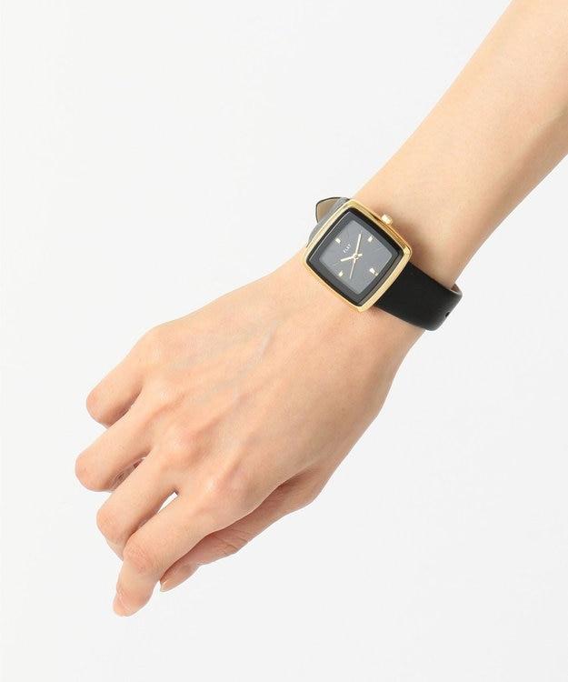 any SiS スクエアフレーム ウォッチ(腕時計)