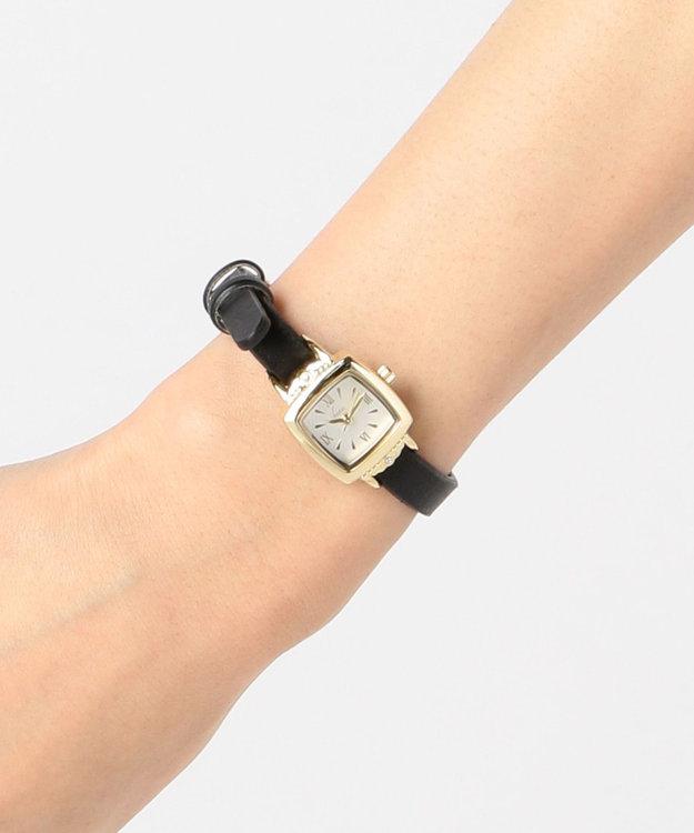 any SiS レトロスクエア ウォッチ(腕時計)