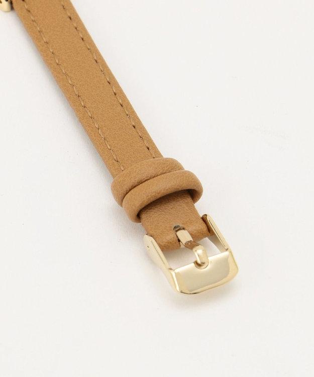 any SiS サークルフェイス ウォッチ(腕時計)