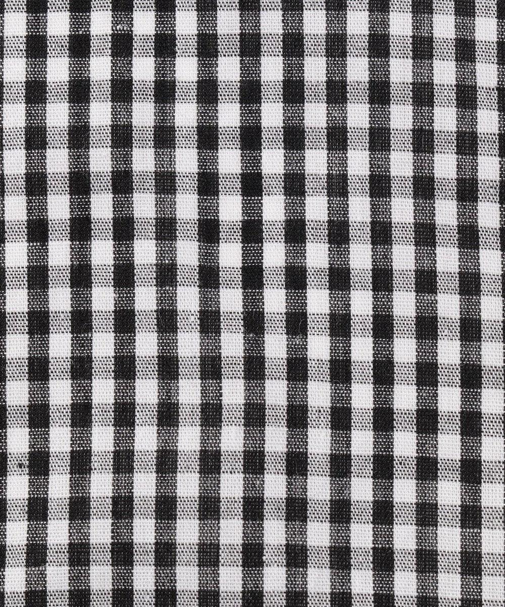 any SiS 【洗える】レギュラーカラー レイヤードカラー(つけ襟) ブラック系3