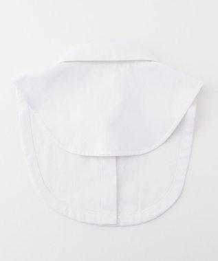 any SiS 【洗える】レギュラーカラー レイヤードカラー(つけ襟) ブラック系5