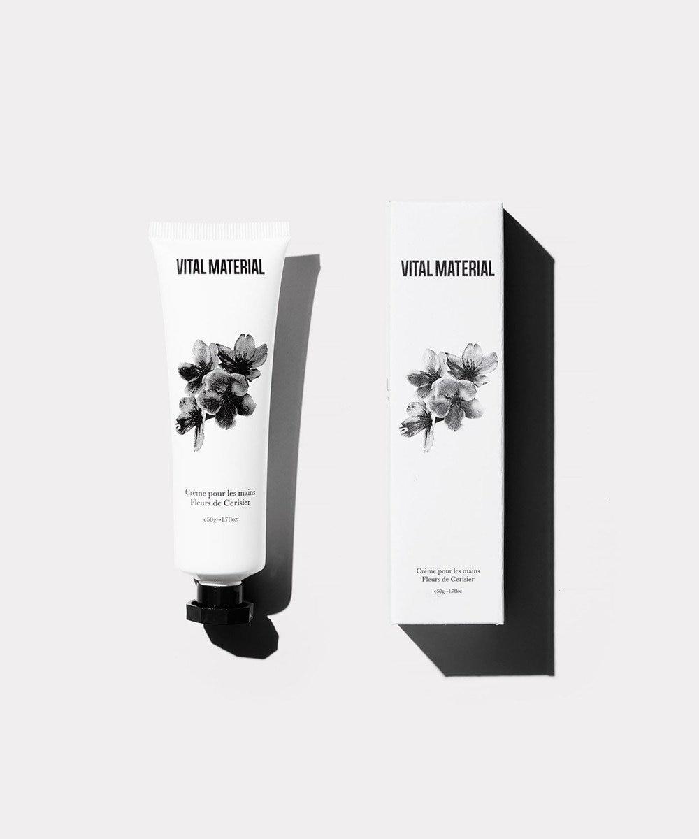 ICB 【VITAL MATERIAL/ヴァイタル マテリアル】ハンドクリーム サクラの香り