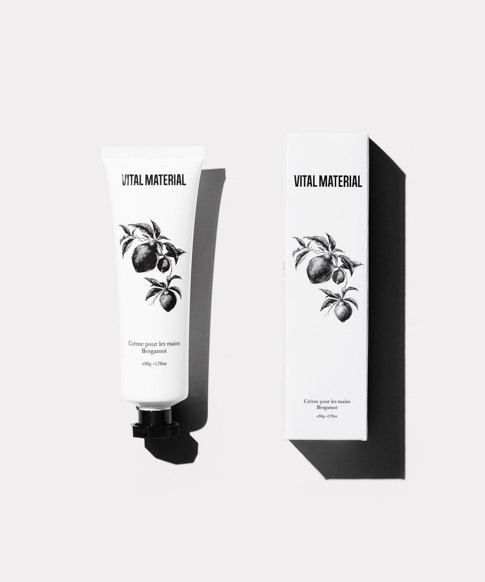 ICB 【VITAL MATERIAL/ヴァイタル マテリアル】ハンドクリーム ベルガモットの香り
