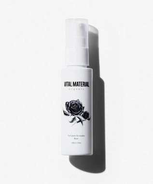 ICB 【VITAL MATERIAL/ヴァイタル マテリアル】アルコールハンドジェル ローズの香り