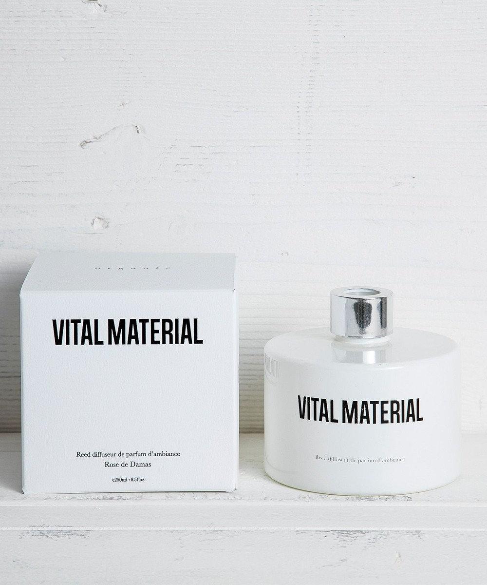 ICB 【VITAL MATERIAL/ヴァイタル マテリアル】リードディフューザー250ml ローズの香り