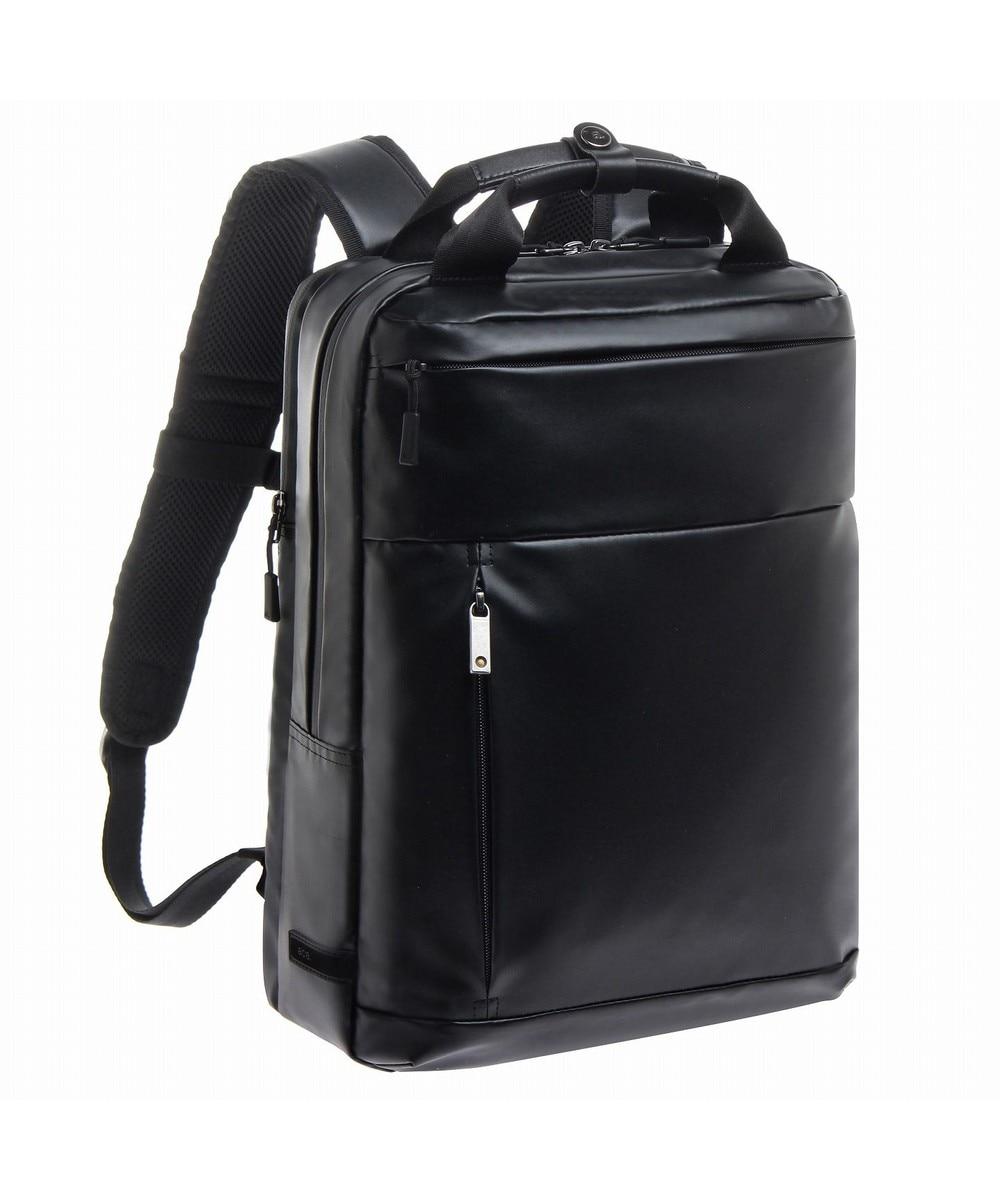 【オンワード】 ACE BAGS & LUGGAGE>バッグ ace./エース ホバーコート リュックサック 小 67206 ビジネスリュック ブラック F メンズ 【送料無料】