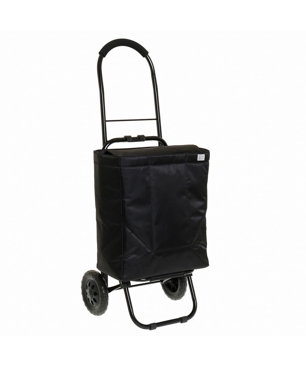 【オンワード】 ACE BAGS & LUGGAGE>バッグ ACE マイバッグ フォールディングカート 2輪タイプのキャリーバッグ 37341 ブラック F レディース 【送料無料】