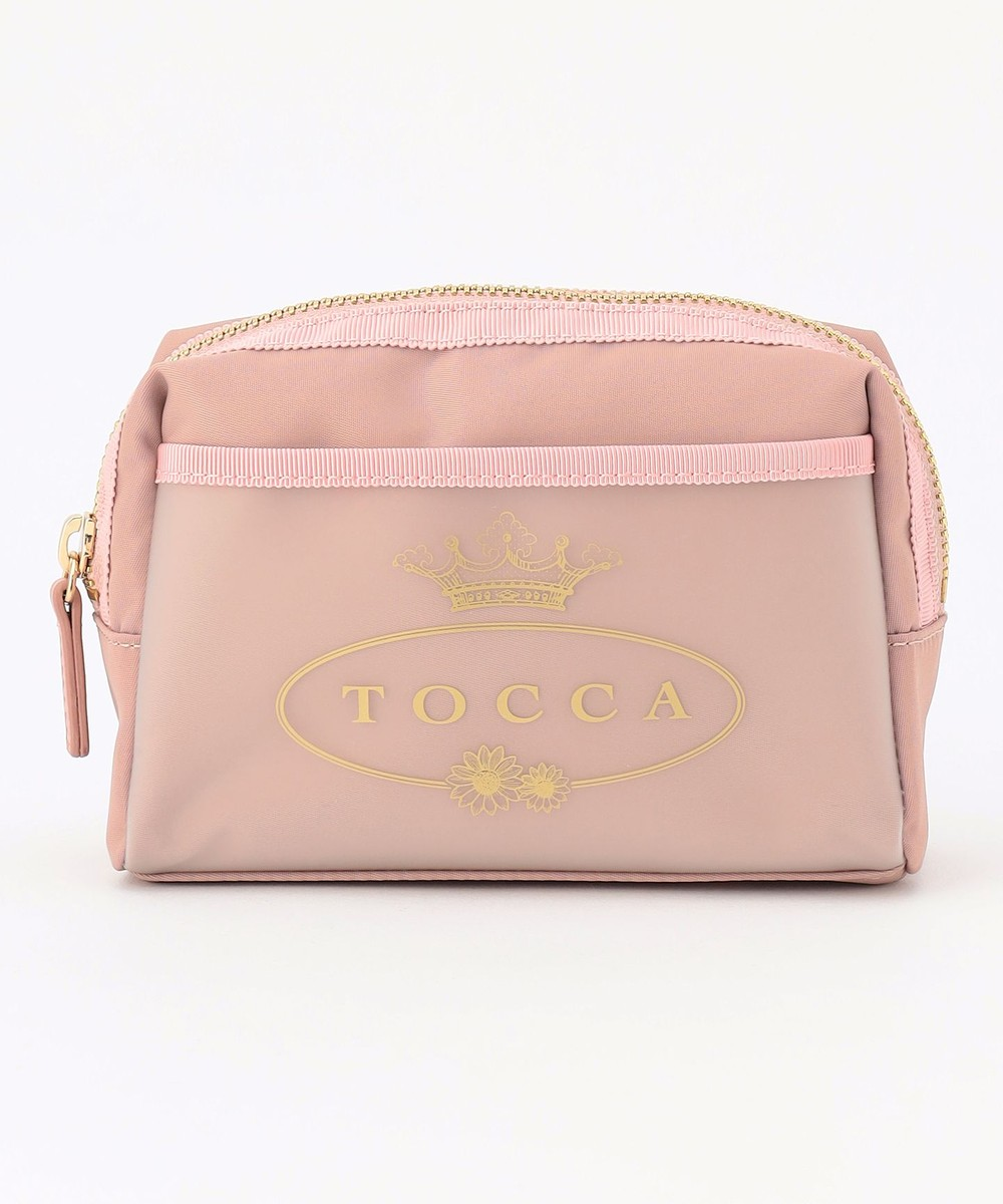 【オンワード】 TOCCA>財布/小物 CITTA POUCH ポーチ ブラック F レディース 【送料無料】