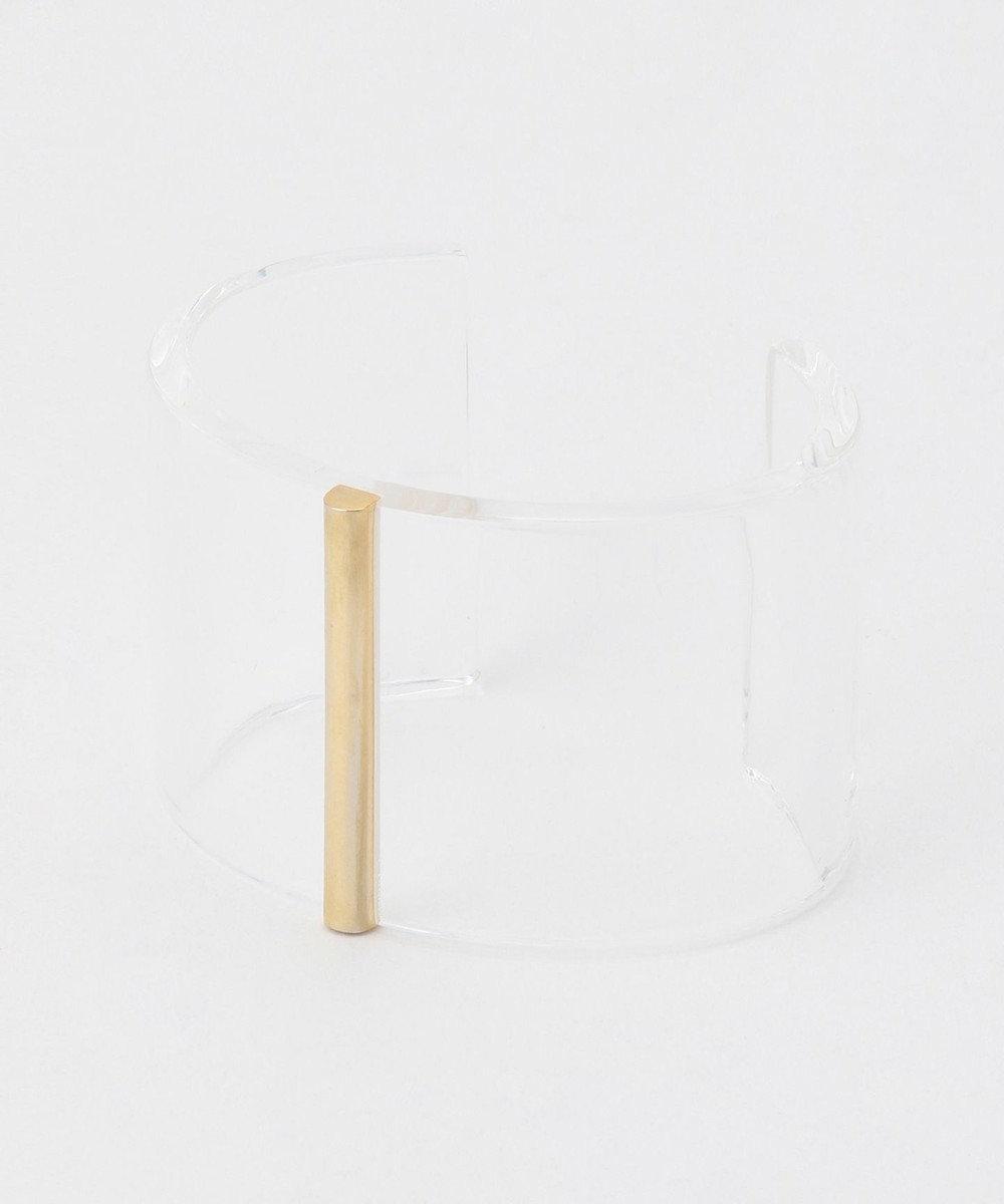 ICB 【マガジン掲載】Glass バングル(番号CF56) ゴールド系