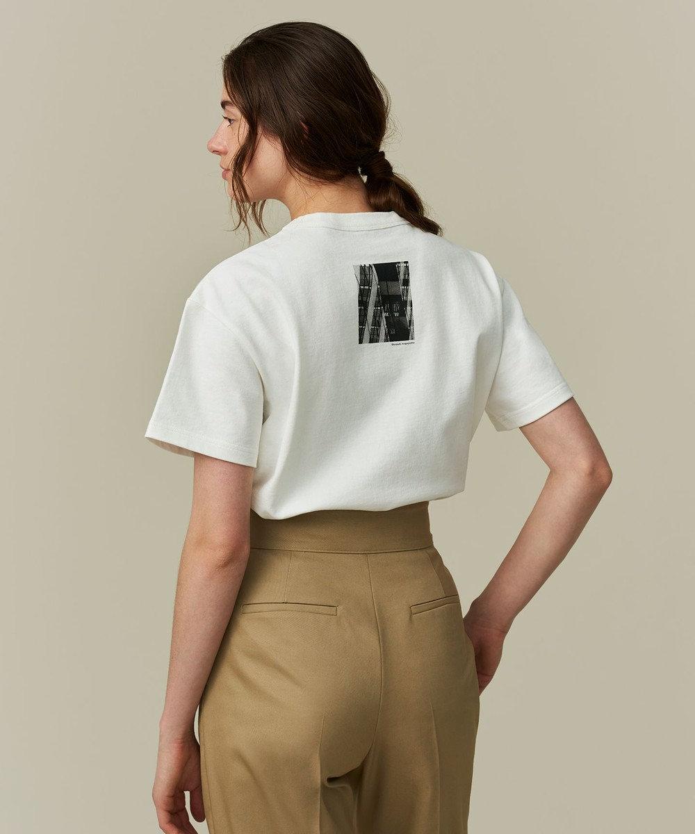 uncrave クールタッチUV フォトTシャツ ホワイト