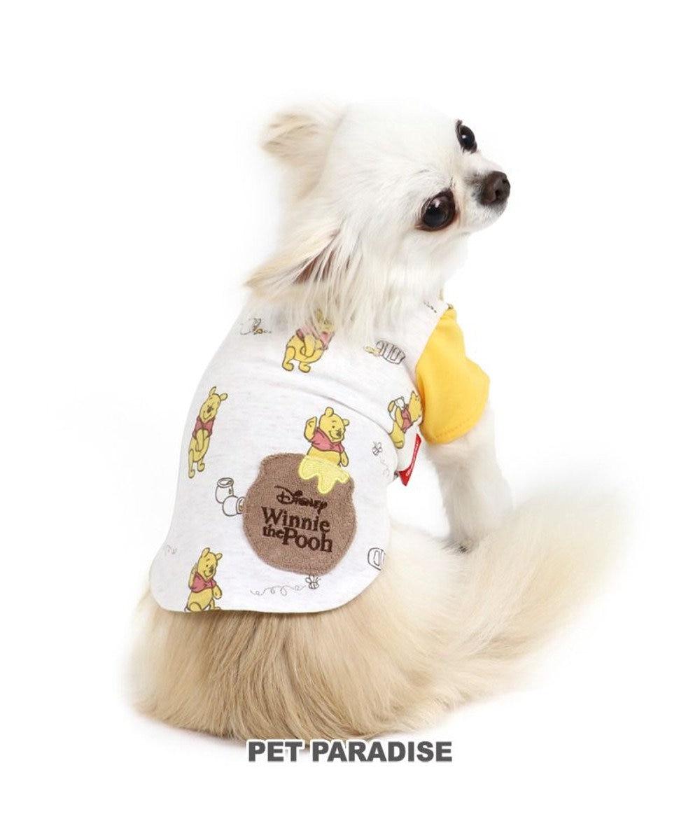 PET PARADISE 犬 服 夏 ディズニー くまのプーさん Tシャツ 〔小型犬〕 ハニータイム 犬服 犬の服 犬 服 ペットウエア ペットウェア ドッグウエア ドッグウェア ベビー 超小型犬 小型犬 黄