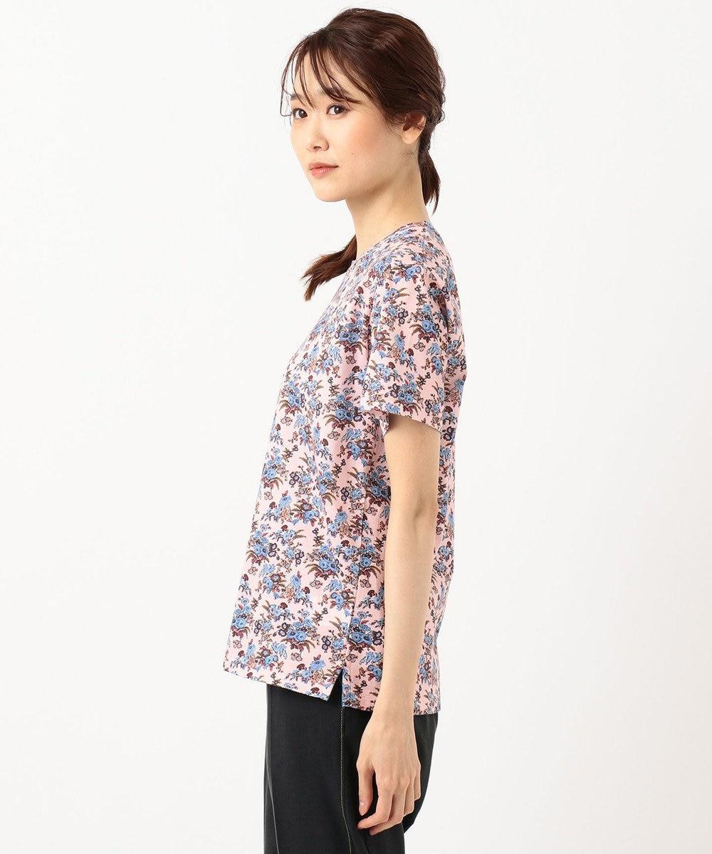 Paul Smith 【洗える】メイべルフローラル Tシャツ ピンク系5