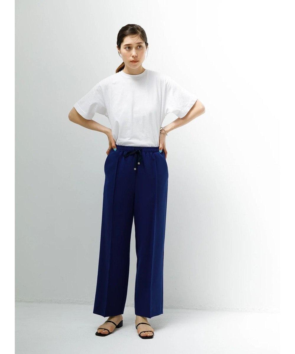 koe 抗菌防臭オーガニックコットンクルーネックTシャツ White