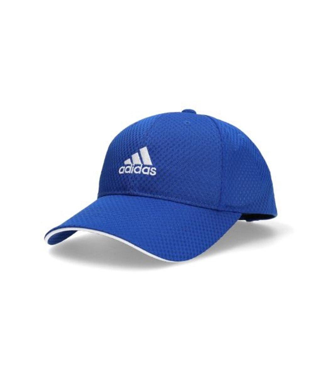 Hat Homes 【adidas/アディダス】メッシュ キャップ TK-04 ブルー