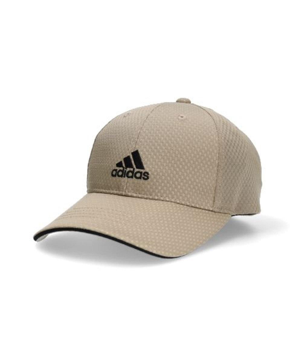 Hat Homes 【adidas/アディダス】メッシュ キャップ TK-04 ベージュ
