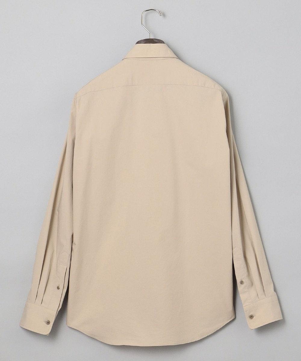 GOTAIRIKU タイプライターシャツ ベージュ系