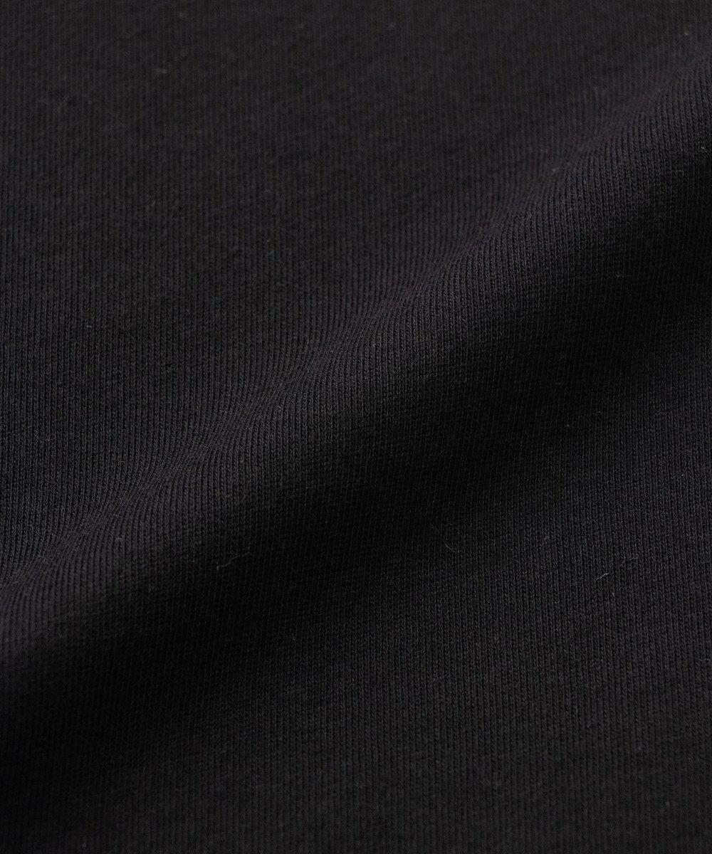 ONWARD Design Diversity 【IIQUAL】ラウンドボトム ロングスリーブ Tシャツ ブラック系