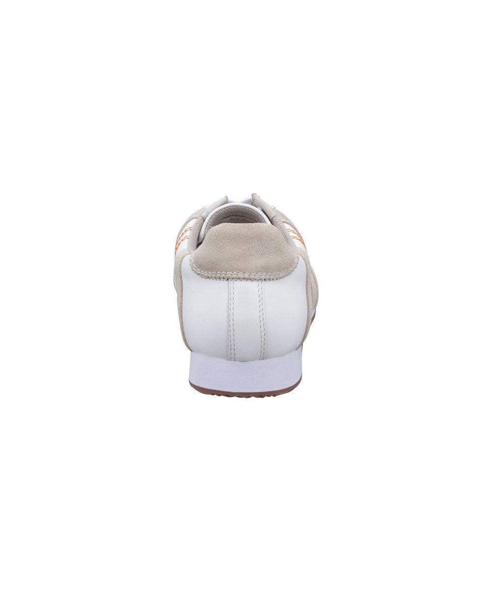 REGAL FOOT COMMUNITY 【リーガルカジュアル】サイドラインレザースニーカー ホワイトストライプ
