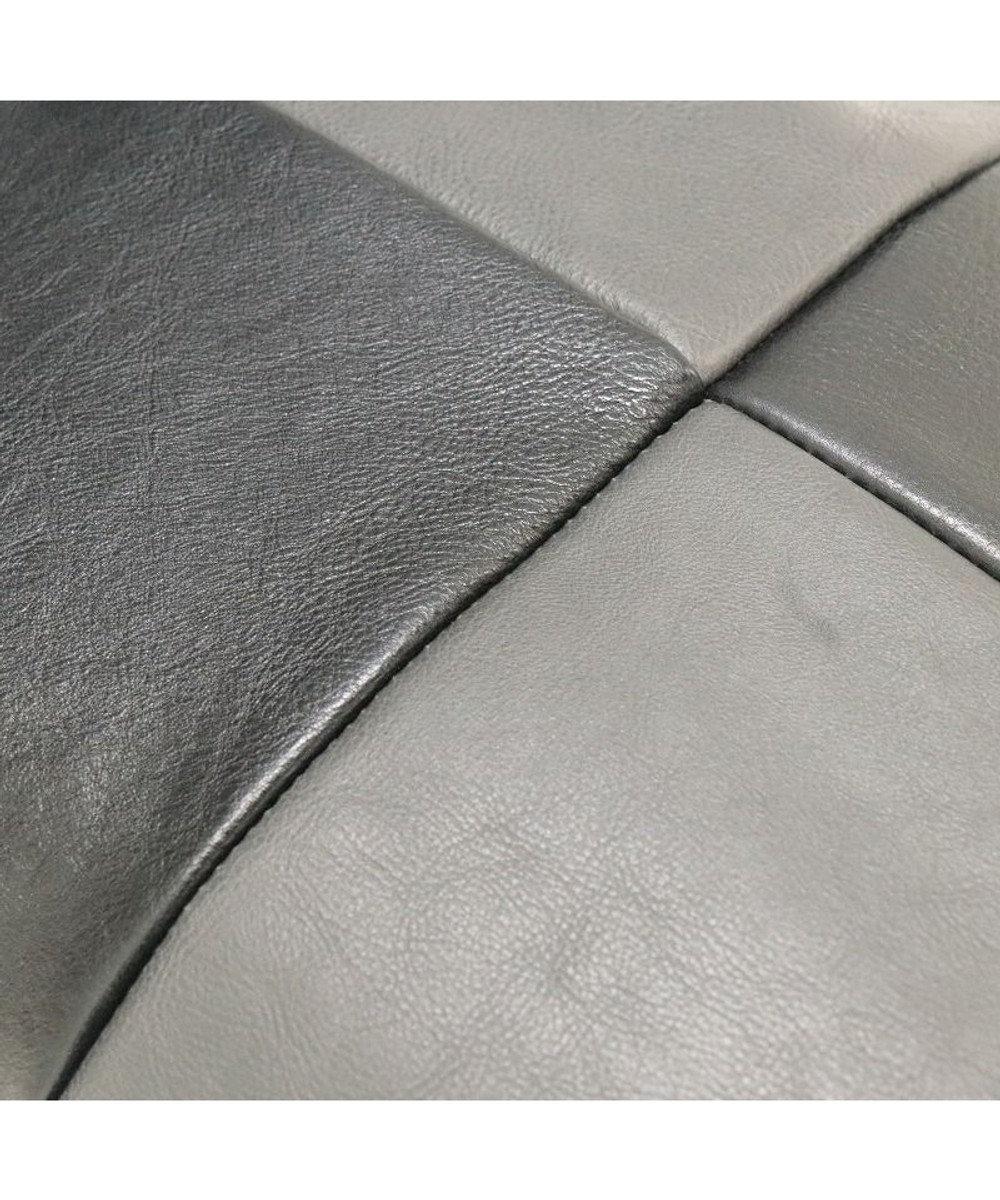 Regalo Felice 【日本製/A4サイズ収納可】トート / BR-7120・BARDOT ROSE / クロスカラー ブラック×グレー