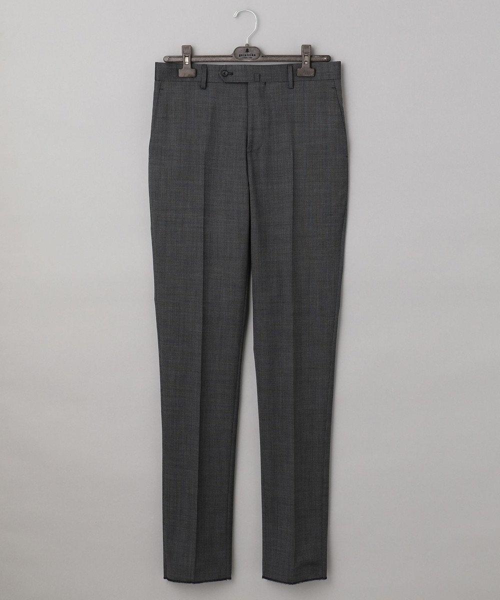 GOTAIRIKU 【御幸毛織】NZ Super120's スーツ(※店頭にてパターンメイド受注のみ可能) グレー系8
